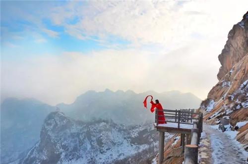 邹城峰山风景区