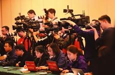 开放日传真 陕西代表团媒体开放日备受中外媒体关注
