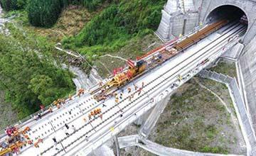 砸2700亿也必须造 中国建史诗级超级工程 外国人盛赞