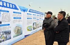 推动重点项目建设 杨凌今年首批重点项目集中开工