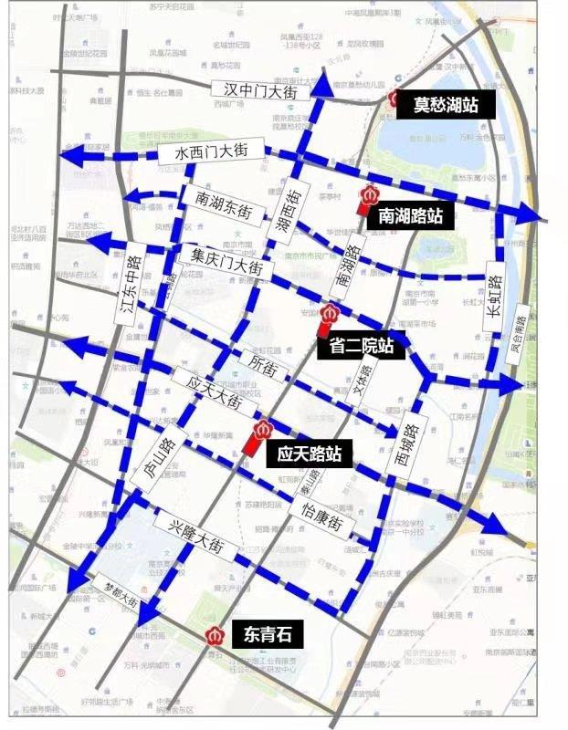 水西门街道地图