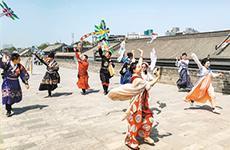 """传统节日春季""""扎堆"""" 西安旅游大有可为"""