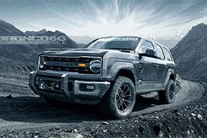 福特Bronco最新消息 硬核越野将被复活