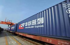 """陕西对""""一带一路""""沿线国家进出口同比增长13.2%"""