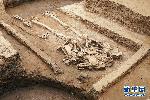 南阳发现五千年前玉石器制作?#34892;? width=