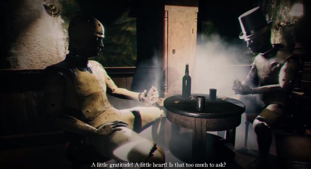 《层层恐惧2》实机试玩公开 玩家:这画面太可怕...
