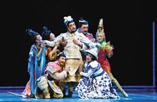 发挥独特历史文化优势 舞台艺术讲述西安故事