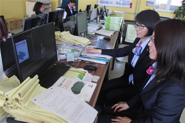 渑池县教体局初度使用网络直播互动教室及资源云平台网上晒课