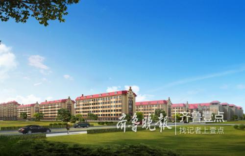 青岛滨海学院大珠山校区正式开建 预计2020年秋启用