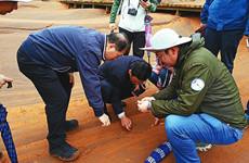 陕北丹霞地貌首次国际联合科考在陕西省开展
