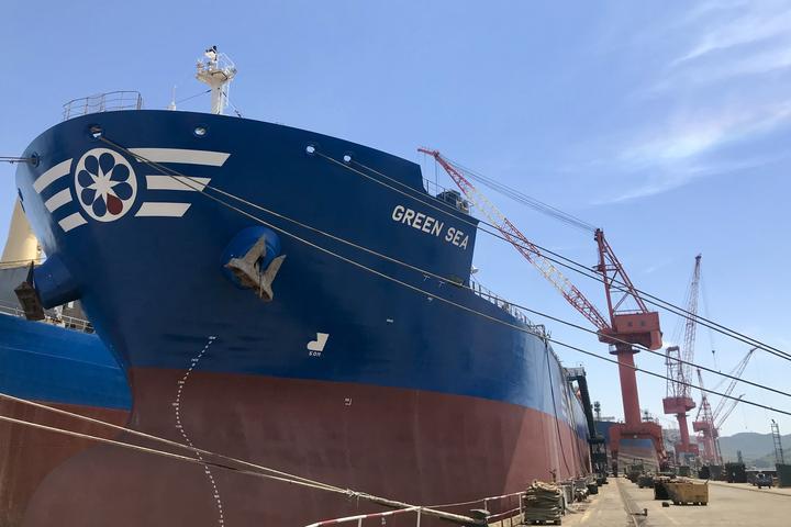 浙江船舶產業搭上5G快車 造修智能化戰略合作在六橫簽約