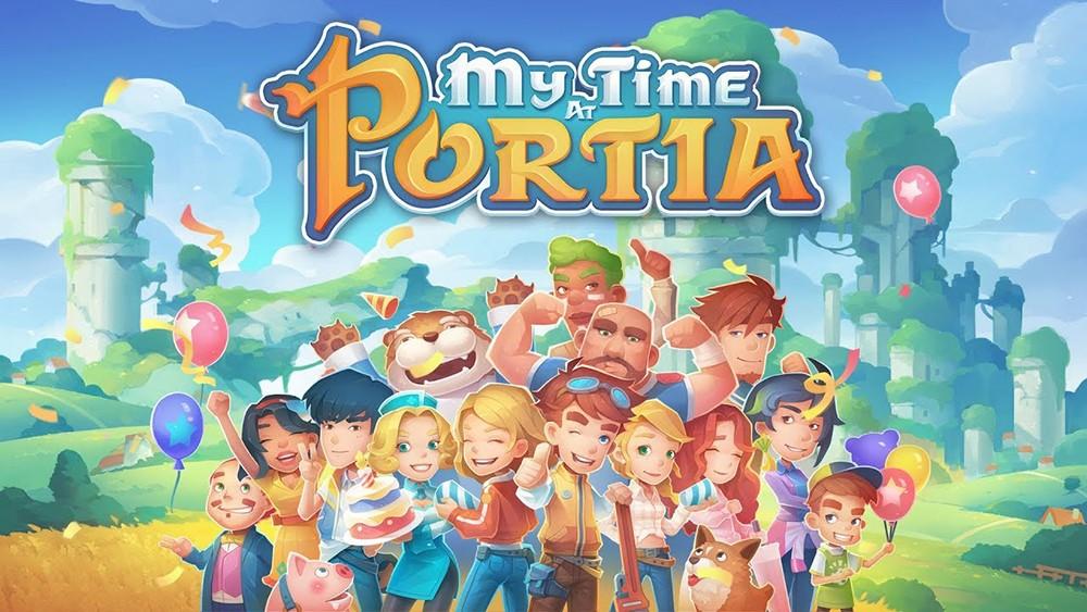 农夫人生模拟游戏《波西亚时光》热度不减 Steam万人好评