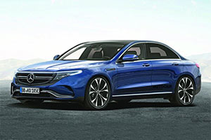 奔驰EQE电动三厢车或2022年亮相 剑指特斯拉Model S