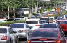 西安交警公布十条交通危险路段 提醒市民谨慎驾驶