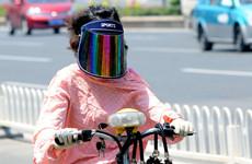 注意防暑降温 陕西发布今年首个高温橙色预警信号