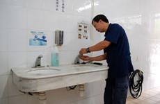 西安:发生供水突发事件时全力保障群众基本用水