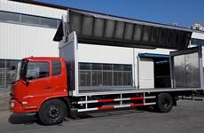 明年年底前陕西将淘汰国三及以下柴油货车11万辆