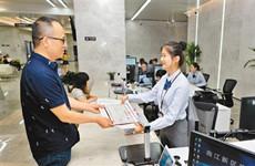 曲江新区服务高效快捷 企业开办手续一日办结