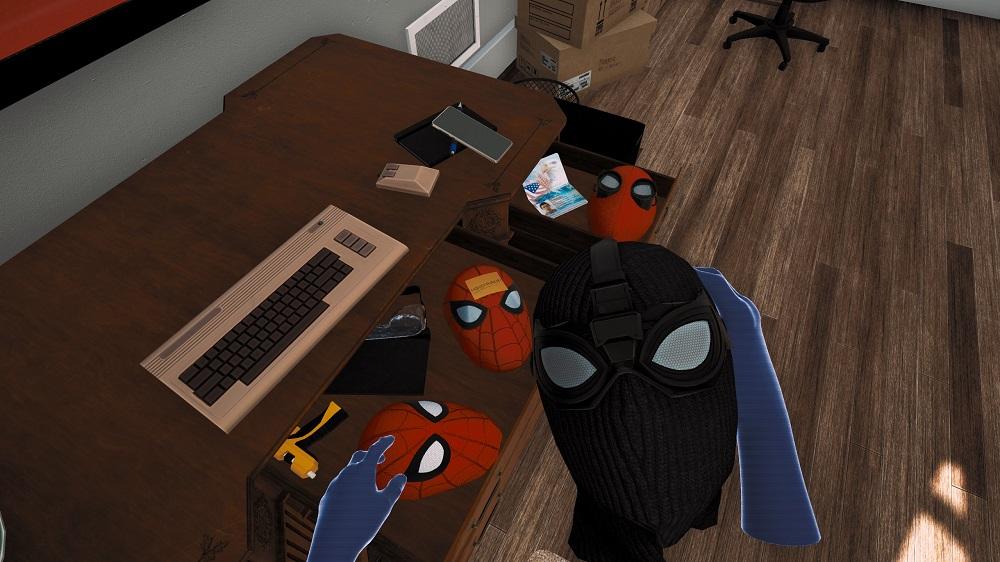 索尼推出《蜘蛛侠:英雄远征》VR游戏 免费可玩
