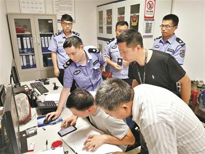 杭州14岁失联女孩在汉找到了 两地警方联手通宵寻人