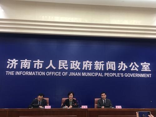 济南上半年GDP4791.7亿元 增幅居全省第二位
