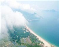 """深圳""""最美海岸""""西涌3号沙滩开放 救生员已就位"""