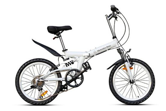 奔驰自行车-燃情巨献 浙江之信展厅购车惠