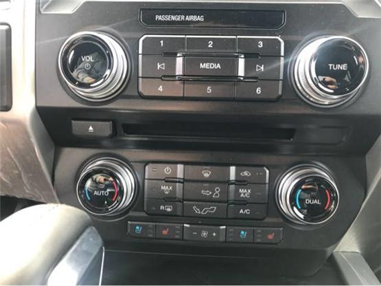 福特汽车空调按键图解