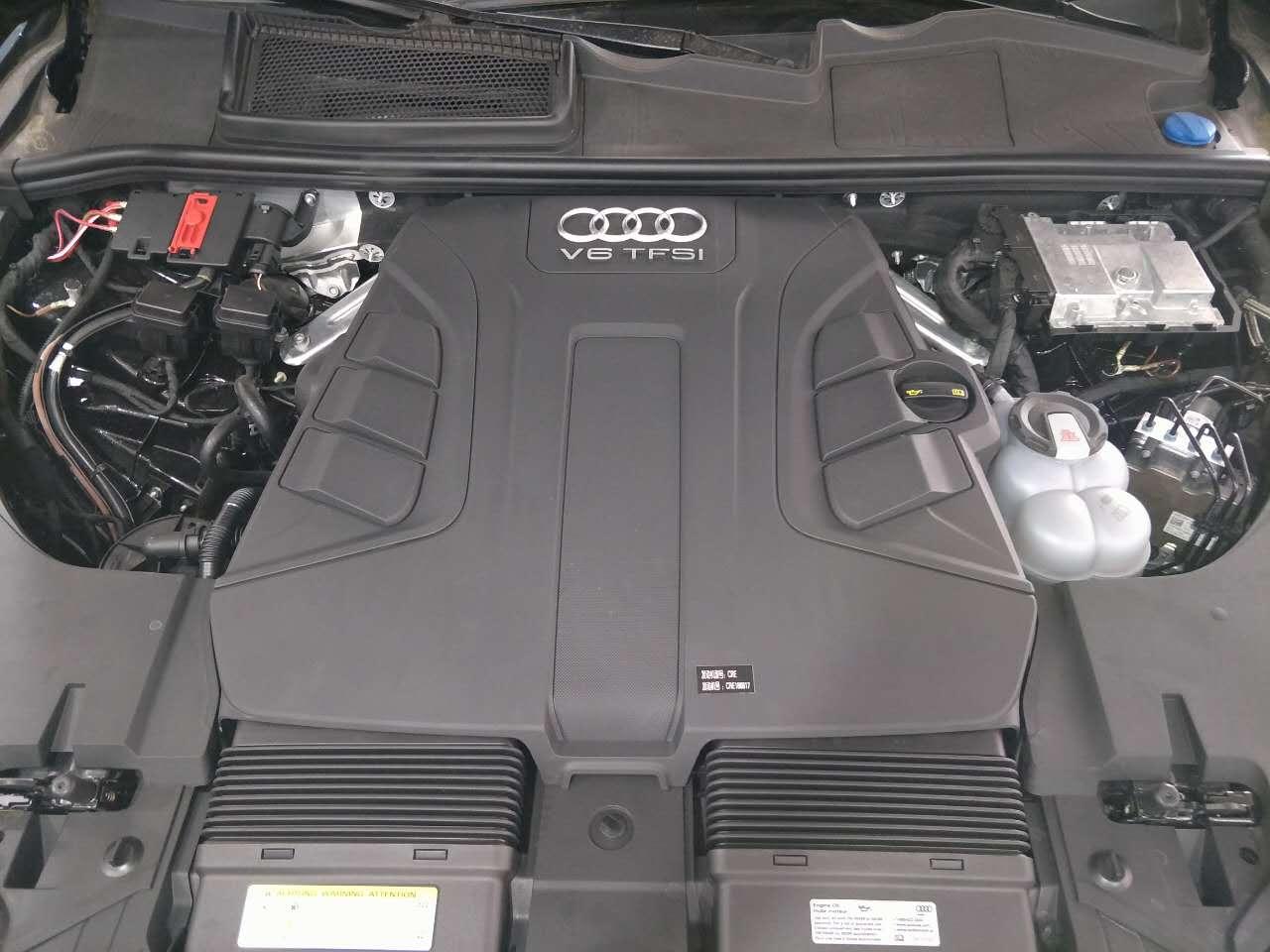 奥迪q7搭载3.0 tfsi发动机,最大功率达到245千瓦.