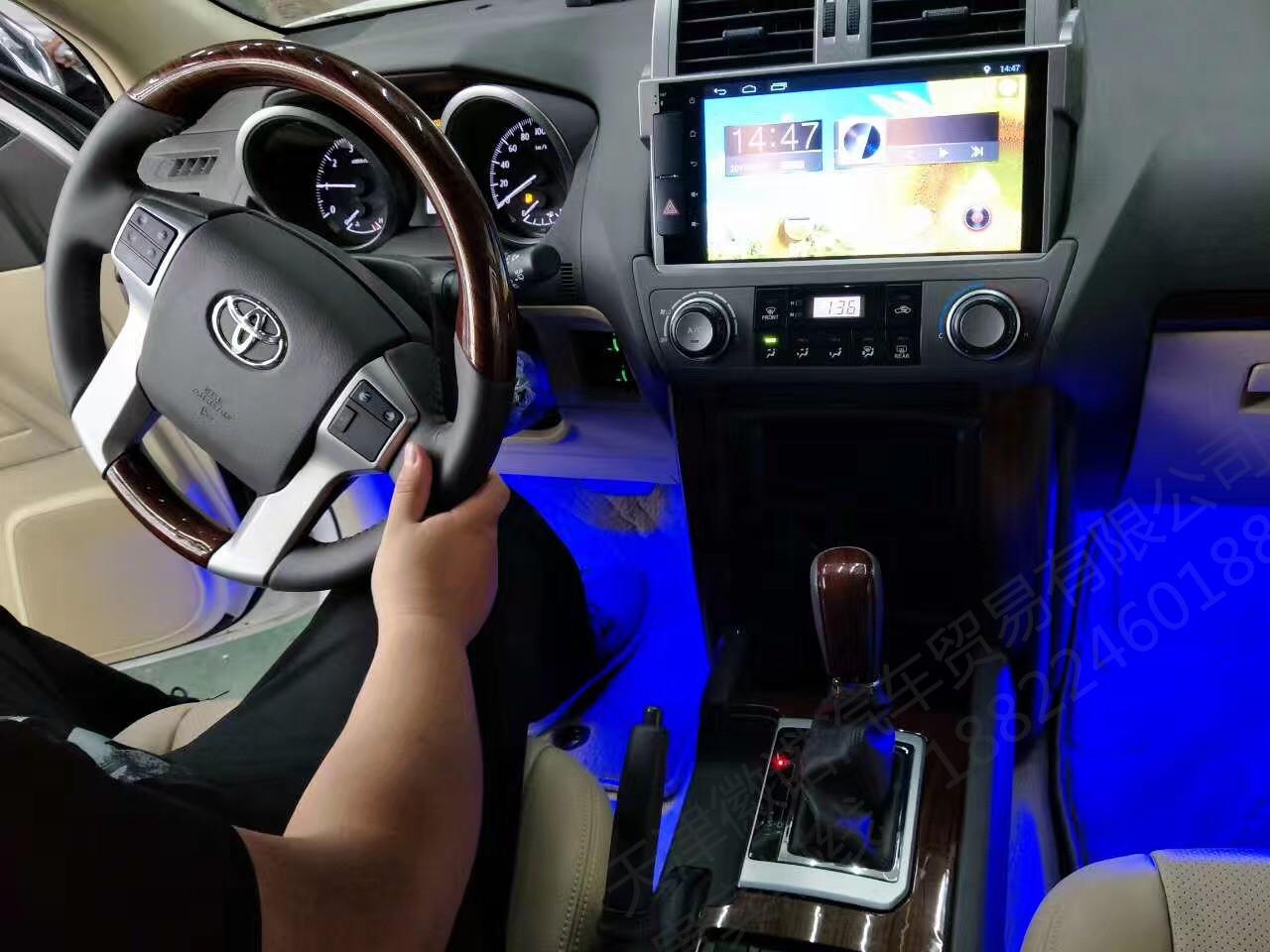 2017款丰田霸道2700 皮实耐用超高报纸