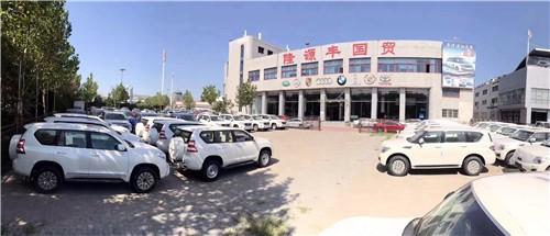 17奔驰GLE400全新配置升级天津港促销
