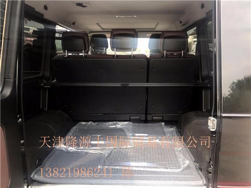 17奔驰G500高端越野范儿  天津港钜惠