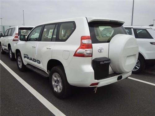 17款丰田霸道2700与霸道4000的区别北京最低价