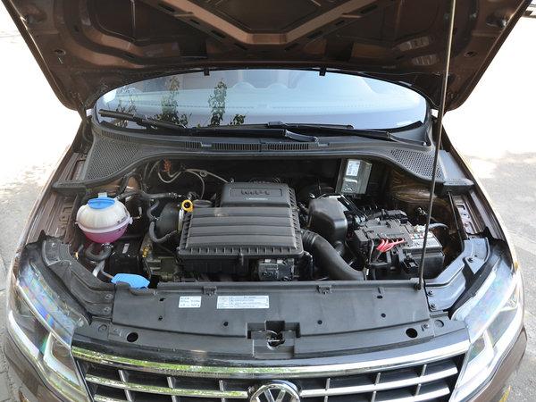 新捷达搭载了1.4l和1.6l两款自然吸气发动机.其中,1.