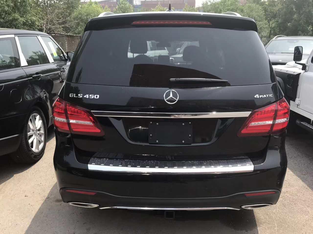 17款奔跑GLS450 百万豪驾天津九月钜惠现车销售可分期