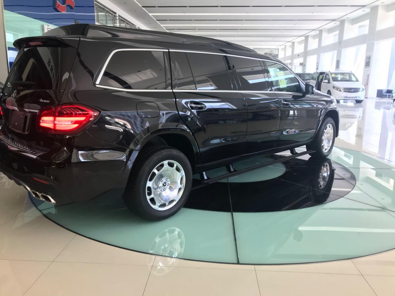 汽车销售有限公司 >  最新优惠 >尊贵高品位座驾 18款奔驰gls450加长