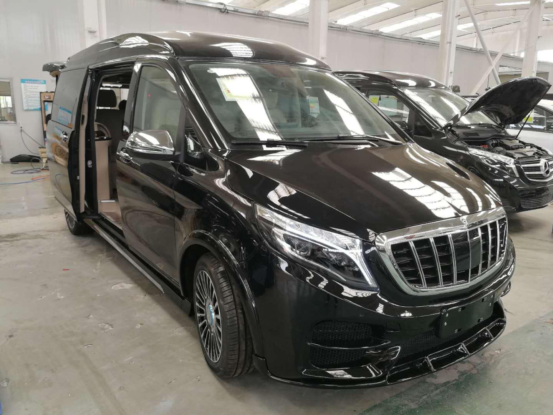 新奔驰V260L四座爱马仕舒适度报价优惠