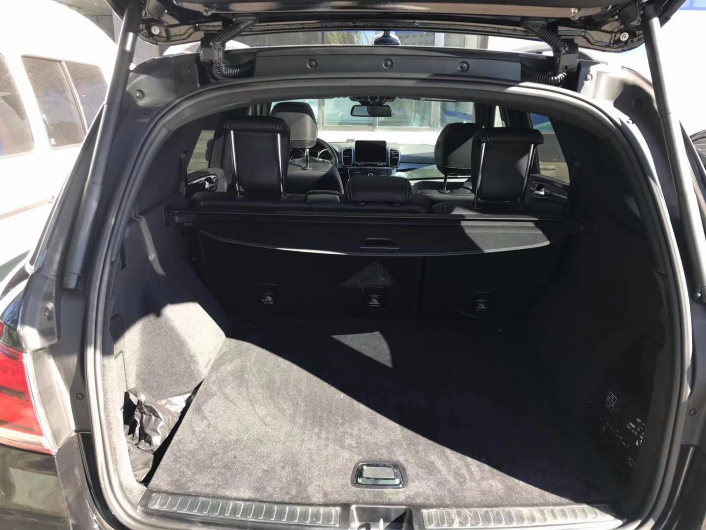 平行进口奔驰gle43 雷达测距配置优惠价