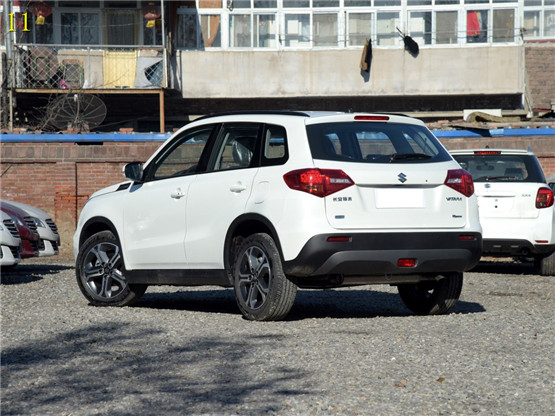 16款铃木维特拉最低报价 现车销售全国
