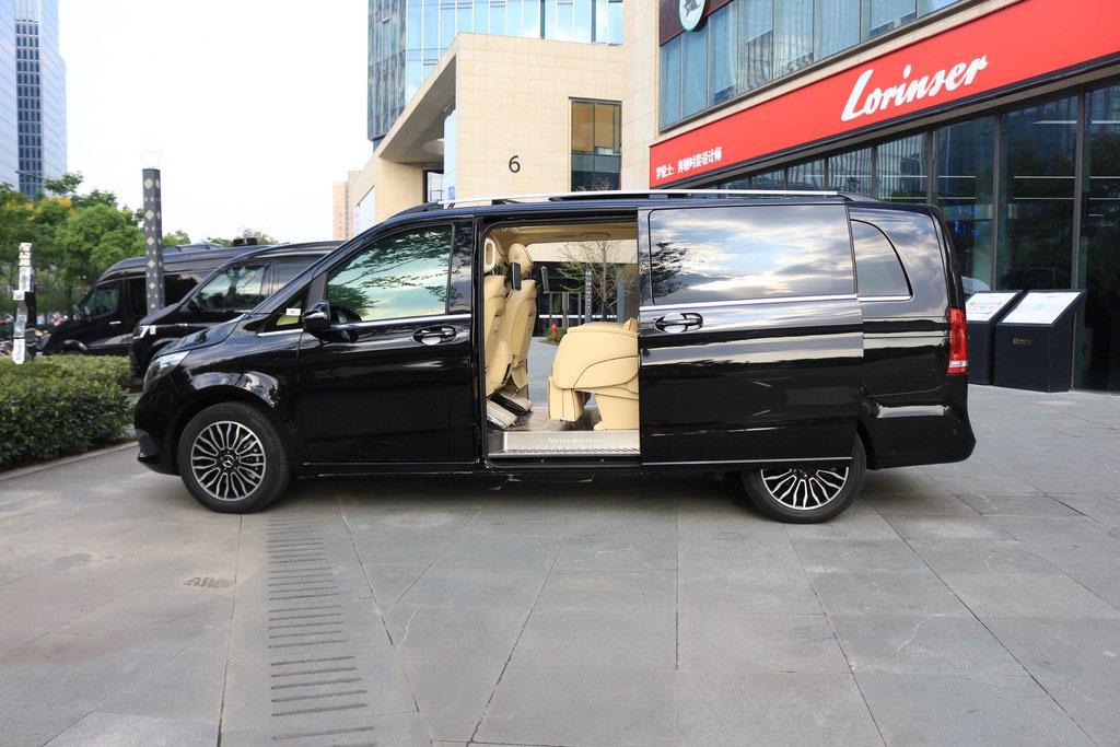 奔驰v级商务车奔驰v260房车家庭mpv图15088779054