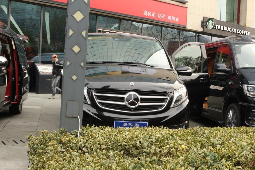 江苏南京奔驰v260加长版私人订制商务车15088779054