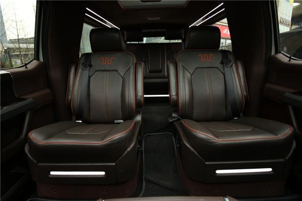 福特勇猛者F-150改装商务SUV七座越野车 高经理 :19967484301