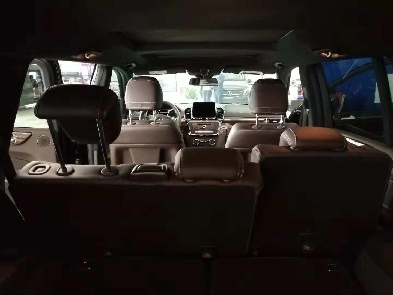 新款奔驰 GLS450SUV进口奔驰官方网站