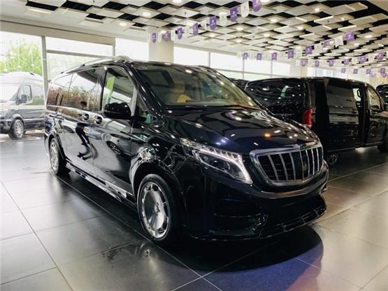 【热文】国六奔驰V260L迈巴赫VS680商务车价格