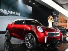 MG全新小型SUV或命名MG ZS将明年推出