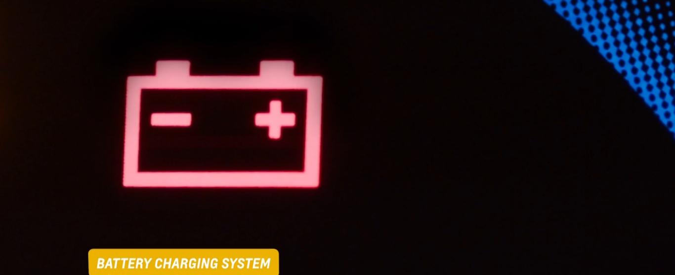 声光报警灯-仪表盘上的警告标志都是什么意思