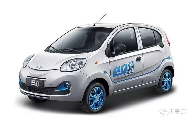 2015年, 奇瑞EQ年销量7262辆,以1240%的增幅,成为同比增幅最高的一款微型电动车。奇瑞EQ是奇瑞在2014年底推出一款真正意义上的新能源汽车,车型外观和内饰配置、性能都可圈可点。 奇瑞eQ搭载了T-BOX系统,这款系统在远程监控功能方面有着明显优势,车主使用手机就可实现上述功能。除具备远程自动诊断和车辆定位等普通功能外,还兼具车辆状态查询、远程启停发动机、远程开关门锁、远程控制空调、车辆异常信息自动上传等功能。 动力方面,奇瑞eQ搭载的是一台永磁同步电机,其最大输出功率为42千瓦,峰值扭矩为