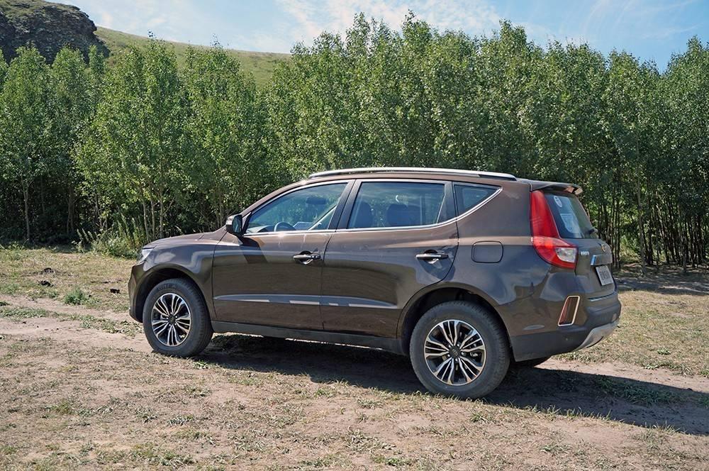 试驾吉利远景SUV 买这款车是值得的高清图片
