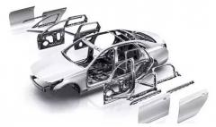 让宝马和奔驰撕起来的全铝车身是个伪命题