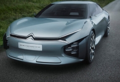 雪铁龙全新概念车巴黎将发 或为新款C5